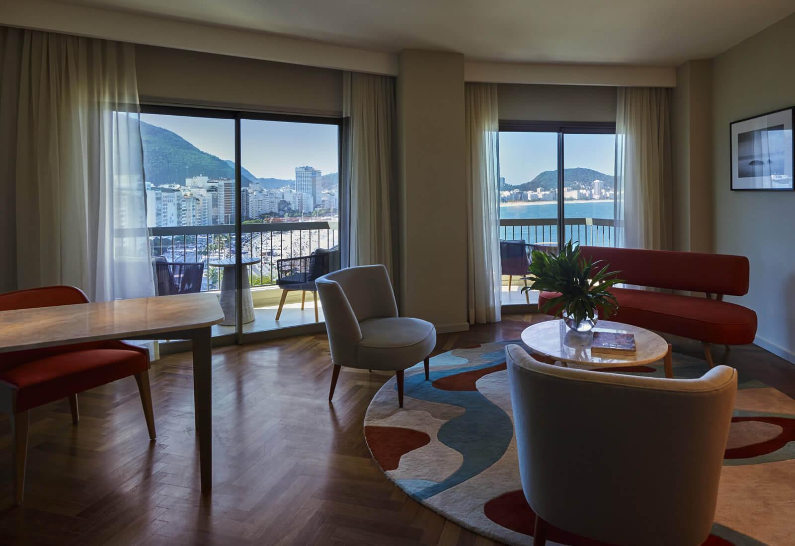 Fairmont OneBedroom Suite