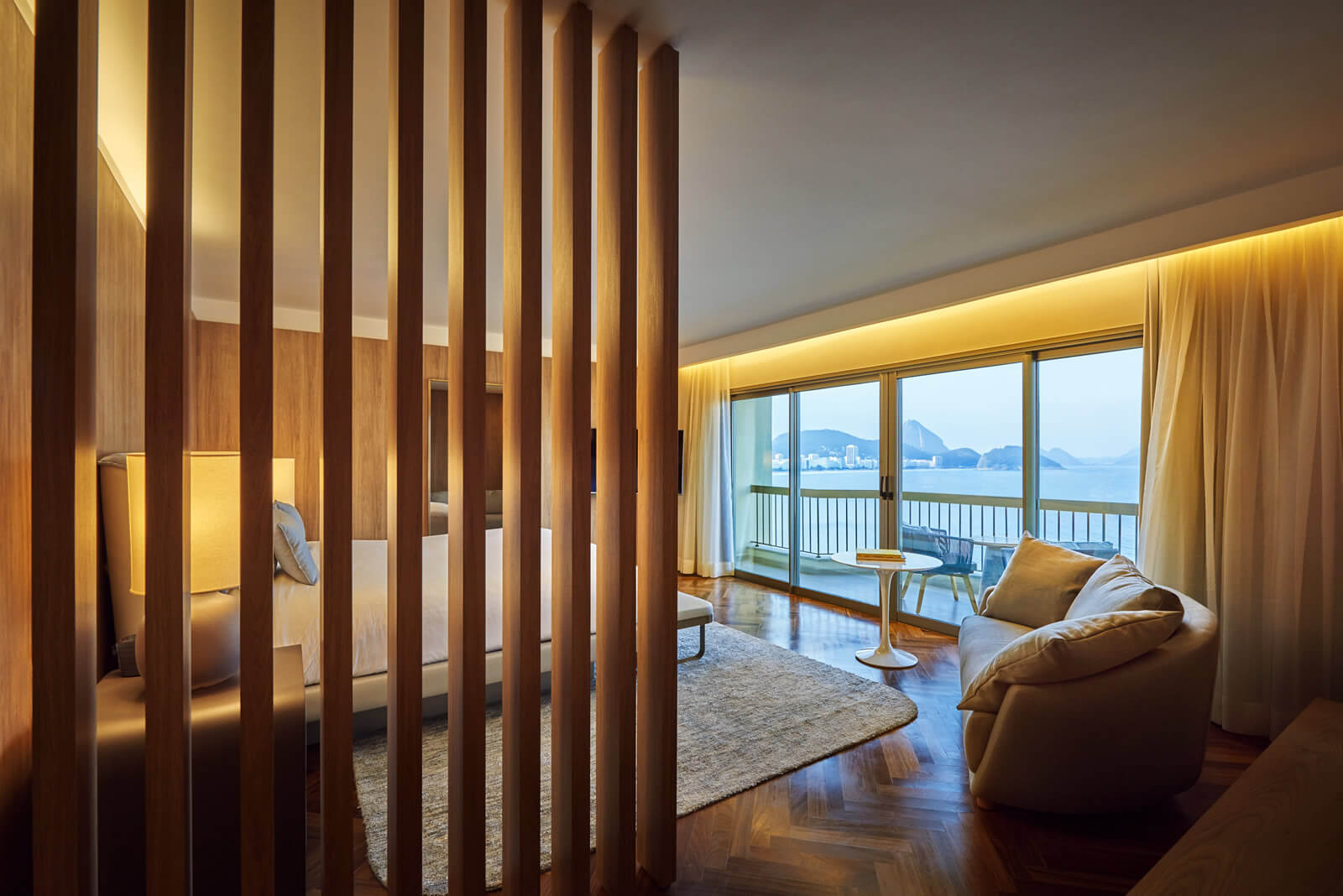 Fairmont Gold Signature Suite